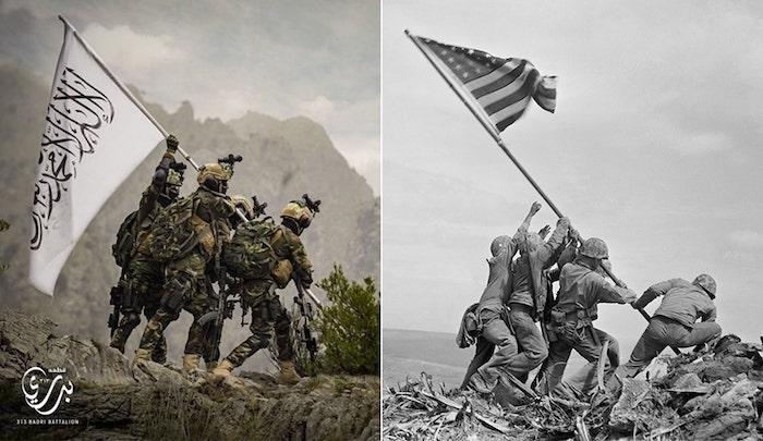 Taliban-Iwo-Jima