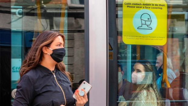 The new inquiries would highlight potential sources of infection, and help to identify people at risk because of the locations in which they are moving about in the community. Photograph: Paul Faith/AFP