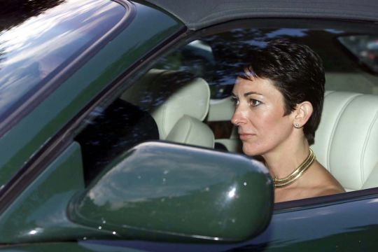 Sex Trafficking Charges Brought Against Ghislaine Maxwell